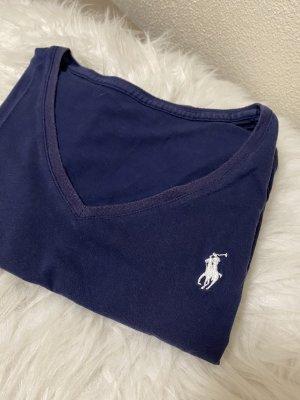 Ralph Lauren T-Shirt mit V-Ausschnitt