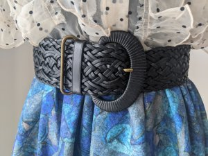 Ralph Lauren Waist Belt black