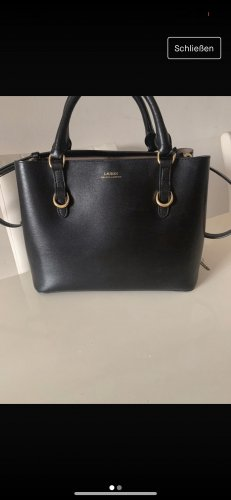 Ralph Lauren Sac Baril noir