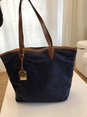 Ralph Lauren Tasche blau