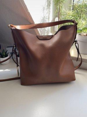 Ralph Lauren Tasche, Handtasche,Umhängetasche, braun