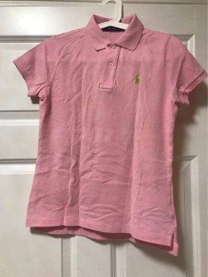Ralph Lauren Koszulka polo różowy-bladozielony