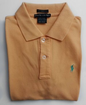 Ralph Lauren Polo shirt oranje