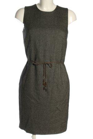 Ralph Lauren Trägerkleid schwarz-wollweiß Business-Look