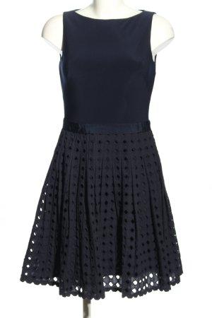 Ralph Lauren Trägerkleid blau-schwarz Casual-Look
