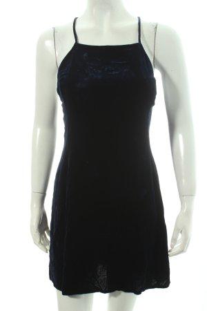 Ralph Lauren Trägerkleid dunkelblau Party-Look