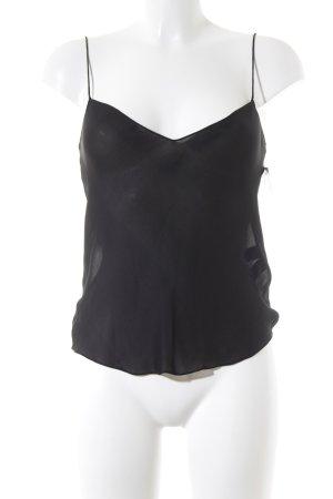 Ralph Lauren Trägertop schwarz Elegant