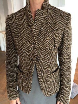 Ralph Lauren Tweed Blazer multicolored wool
