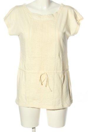 Ralph Lauren U-Boot-Shirt creme Casual-Look