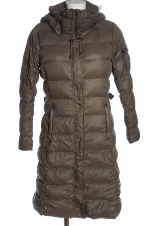 Ralph Lauren Between-Seasons Jacket brown quilting pattern casual look