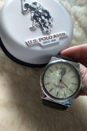 Polo Ralph Lauren Watch Clasp silver-colored