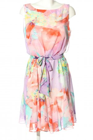 Ralph Lauren Sukienka z falbanami Abstrakcyjny wzór W stylu casual