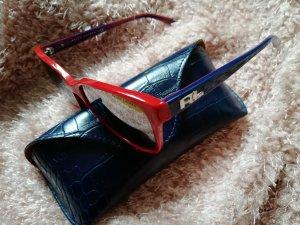 Ralph Lauren Gafas de sol rojo-azul