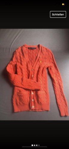 Ralph Lauren Cardigan orange