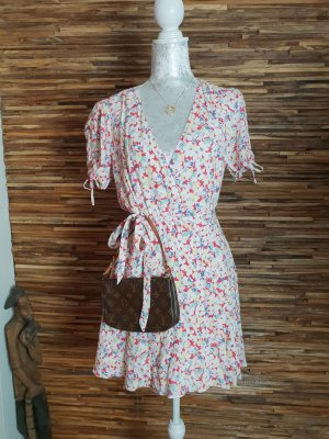 Ralph Lauren Wickelkleid aus Viskose