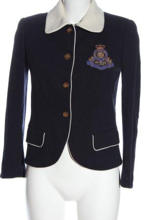 Ralph Lauren Blazer de lana azul elegante