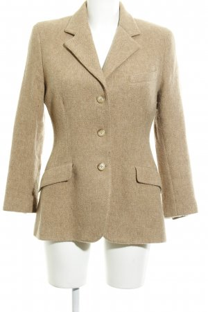 Ralph Lauren Woll-Blazer beige Country-Look
