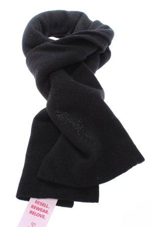 Ralph Lauren Wollschal schwarz Elegant