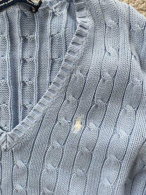 Ralph Lauren Sport Knitted Sweater azure