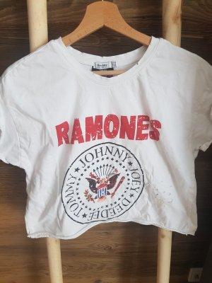 Ramones Crop Top