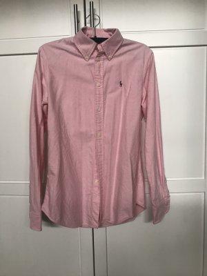 Ralph Lauren Koszulowa bluzka różany-różowy