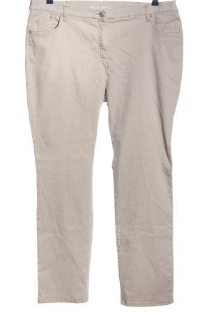 Raphael Pantalon taille basse gris clair style décontracté