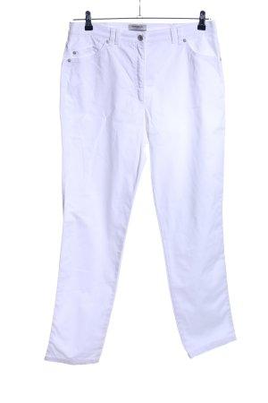 Raphaela Five-Pocket Trousers white casual look
