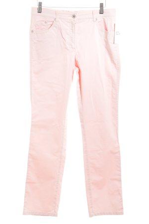 Raphaela High-Waist Hose rosa klassischer Stil