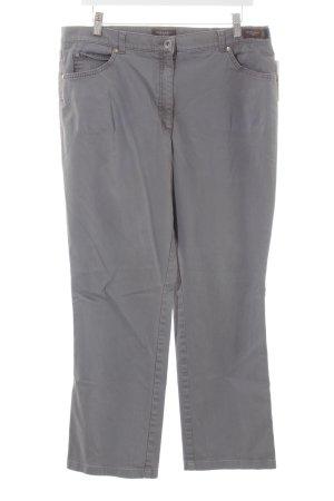 Raphaela Pantalon en jersey gris style décontracté