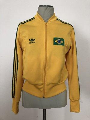 Adidas Originals Blusón verde bosque-amarillo