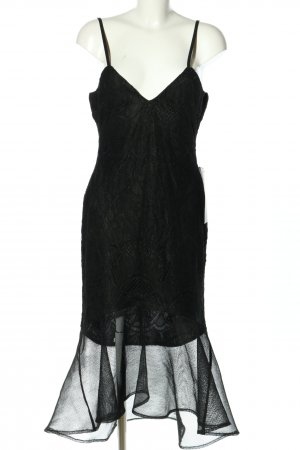 Rare london Abendkleid schwarz Elegant