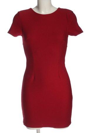 Rare london Shortsleeve Dress red elegant
