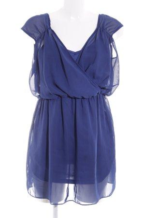 Rare london Minikleid dunkelblau Elegant