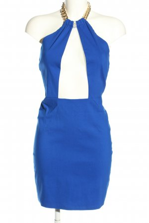 Rare london Neckholderkleid blau Elegant