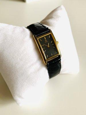 Rarität aus meiner Sammlung: NOBLIA Damenuhr zart, gold und wunderschön