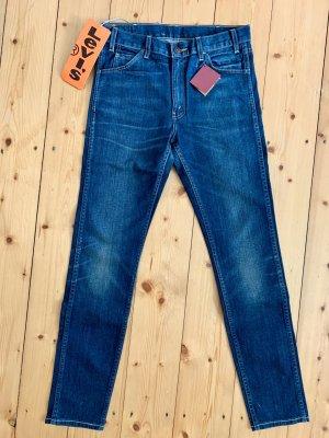 Rarität! NEU Boyfriend Tapered Baggy Selvedge Premium Levis Jeans 605 Vintage Clothing 1960's Orange Tab W30 L32