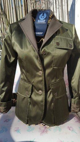 Belstaff Militair jack olijfgroen-groen-grijs