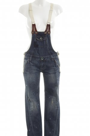 Raser Overall blauw casual uitstraling