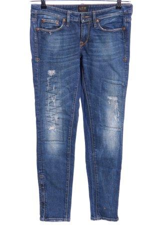 Raser Skinny jeans blauw casual uitstraling