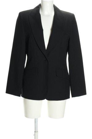 Raspberry collection Short Blazer black business style