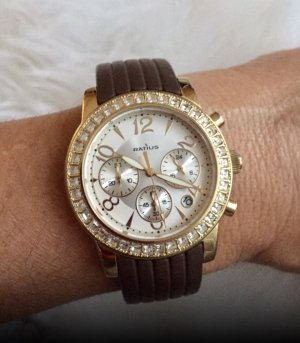 Watch Clasp brown