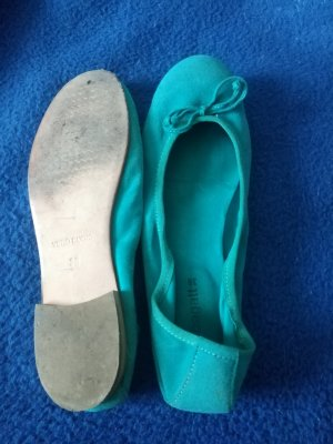 Bagatt Ballerines Mary Jane turquoise