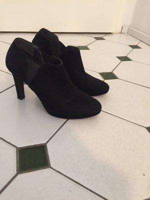 Rauleder Ankle Boots