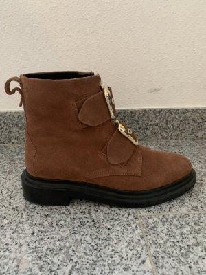 Rauleder Boots
