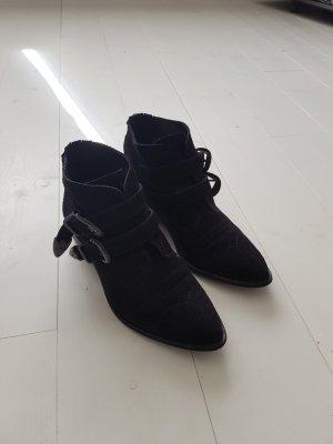Vero Moda Western Booties black