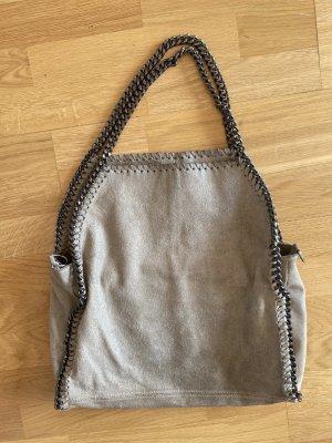 Rauleder Tasche in Stella McCartney Stil