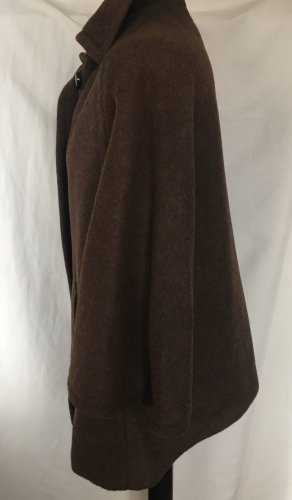 Ravens Wool Coat bronze-colored new wool