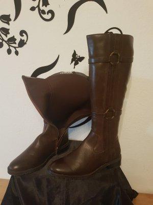 RaxMax Platform Boots brown