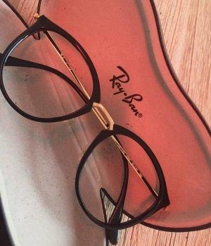 Ray Ban Okulary czarny-złoto