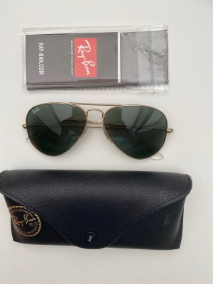 Ray Ban Aviator 3025 Large Polarized